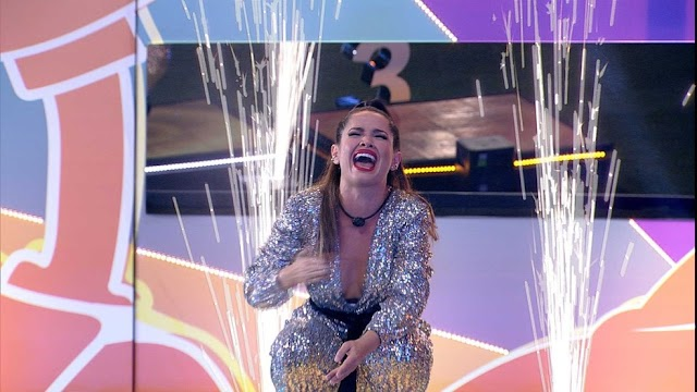Paraibana Juliette Freire é a campeã do BBB 21 com 90,15% dos votos e ganha R$ 1,5 milhão