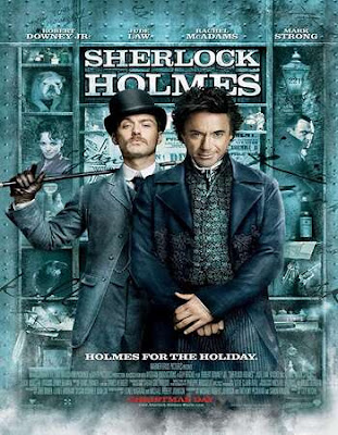 Sherlock Holmes 2009 Dual Audio [Hindi-English]