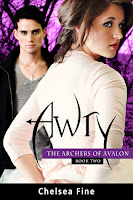 Book Review: Awry by Chelsea Fine