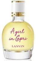 A Girl in Capri by Lanvin