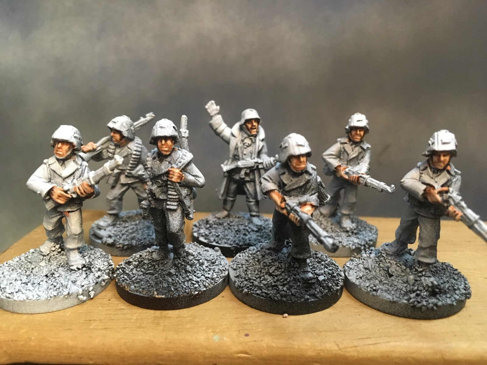 Painting miniatures color master primer - A Word On Priming The Way I Prime My Miniatures Is With An Army Painter Black Primer Spray Can I Then Follow This Up By A Light Spray Of Army Painter