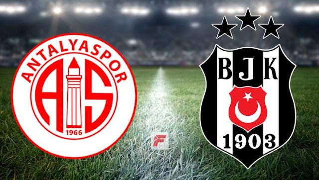 بث مباشر مباراة بشكتاش وأنطاليا سبور اليوم 13-06-2020 الدوري التركي