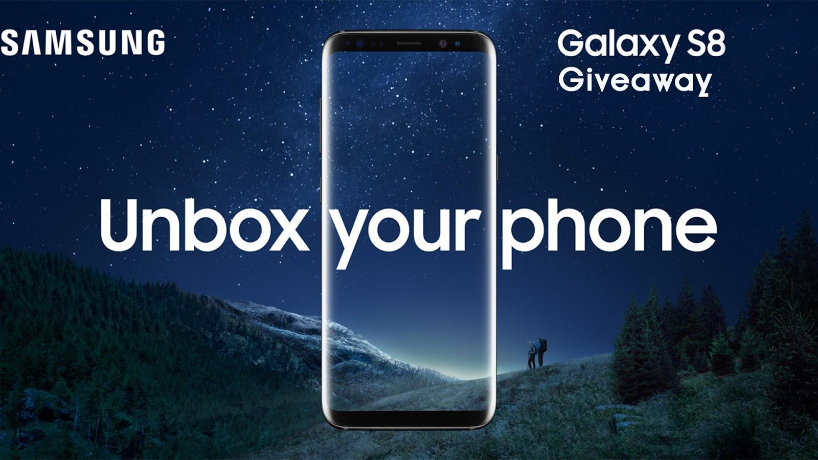 Free Samsung Galaxy S8
