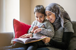 Peran Ibu dalam Mencetak Anak Cinta Buku