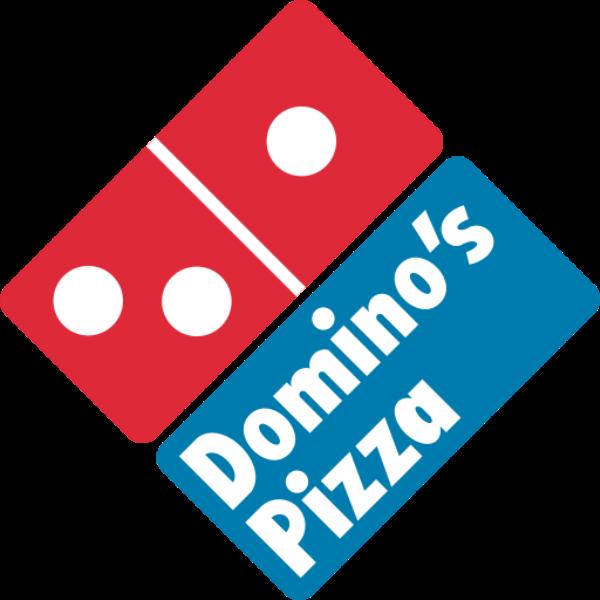 Mẫu logo domino's Pizza
