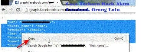 Cara Terbaru Hack Akun Facebook Orang Lain Terbukti Berhasil 2018