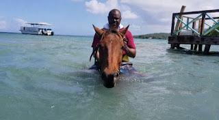 Jamaica Horse Ride