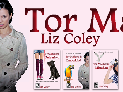 BOOK BLITZ - Tor Maddox Series By Liz Coley  **GIVEAWAY**