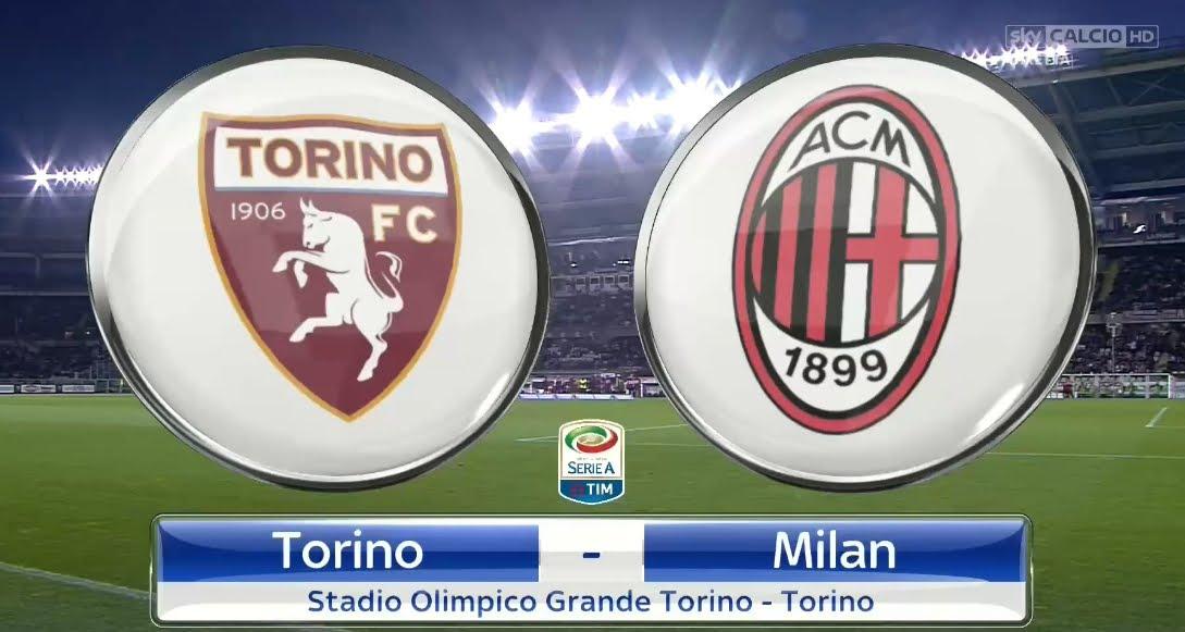 Rojadirecta Torino Milan Streaming Diretta Calcio Live TV oggi Serie A.