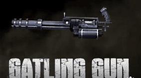 gatling gun senjata baru free fire