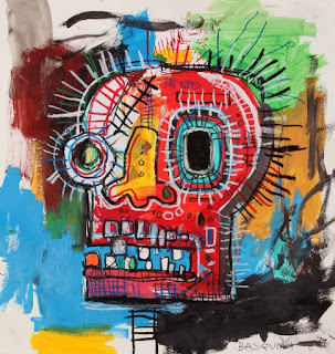 Basquiat head