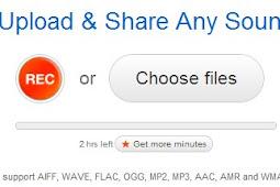 Cara Upload dan Share Lagu di Soundcloud
