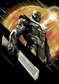 Marvel fans think that Thanos's sword might have come from Celestials, who also created Eternals.