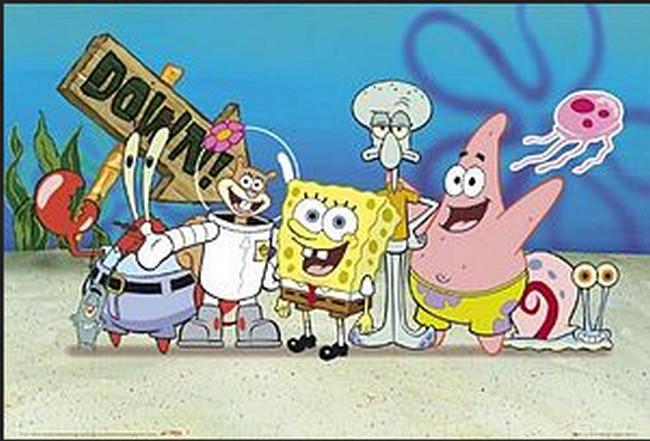 7 Pelajaran dari Spongebob Squarepants