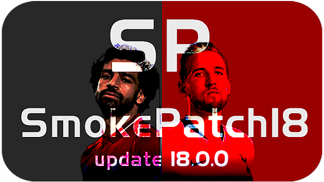 PES 2018 SmokePatch18 version 18 0 0 + Update 18 0 2 Season
