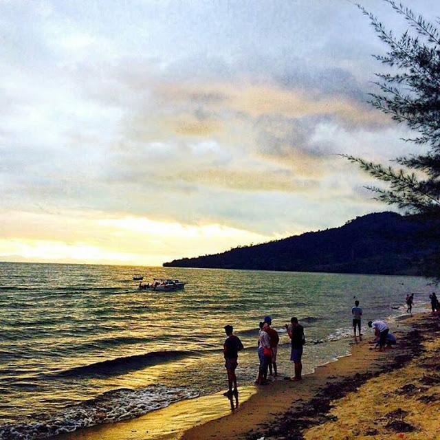Pantai Pandan Tapanuli tengah