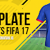 Template Fifa 17 BY:DjonatanJG