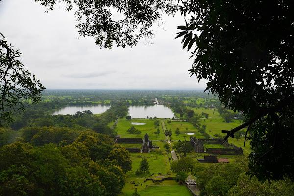 Vat Phou ruínas Champasak