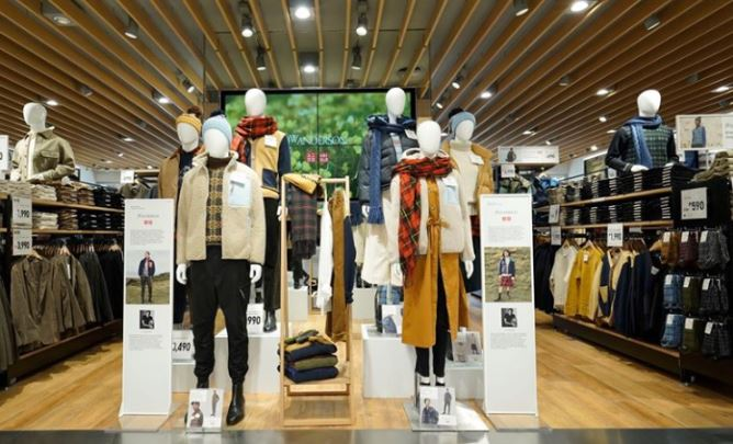 Uniqlo's first store in Baguio City to open Friday, November 29.