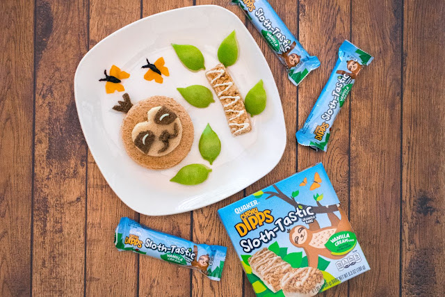How to Make a Sloth School Lunch Recipe For Your Kids!
