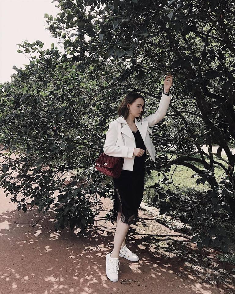 Alina Ermilova | Instagram Outfits