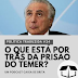Política Traduzida #24 - O que está por trás da prisão do Temer?