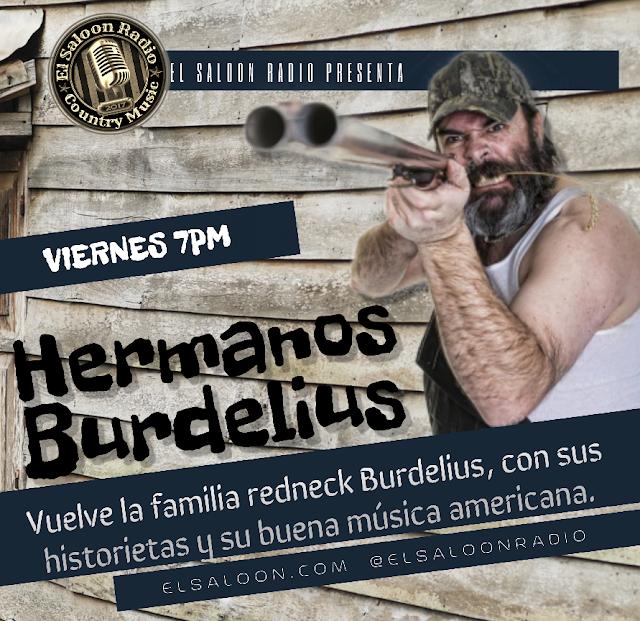 Hermanos Burdelius - Viernes 19 hs.