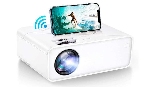 VIMGO Mini wifi Projector