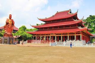Wisata Klenteng Sam Poo Kong
