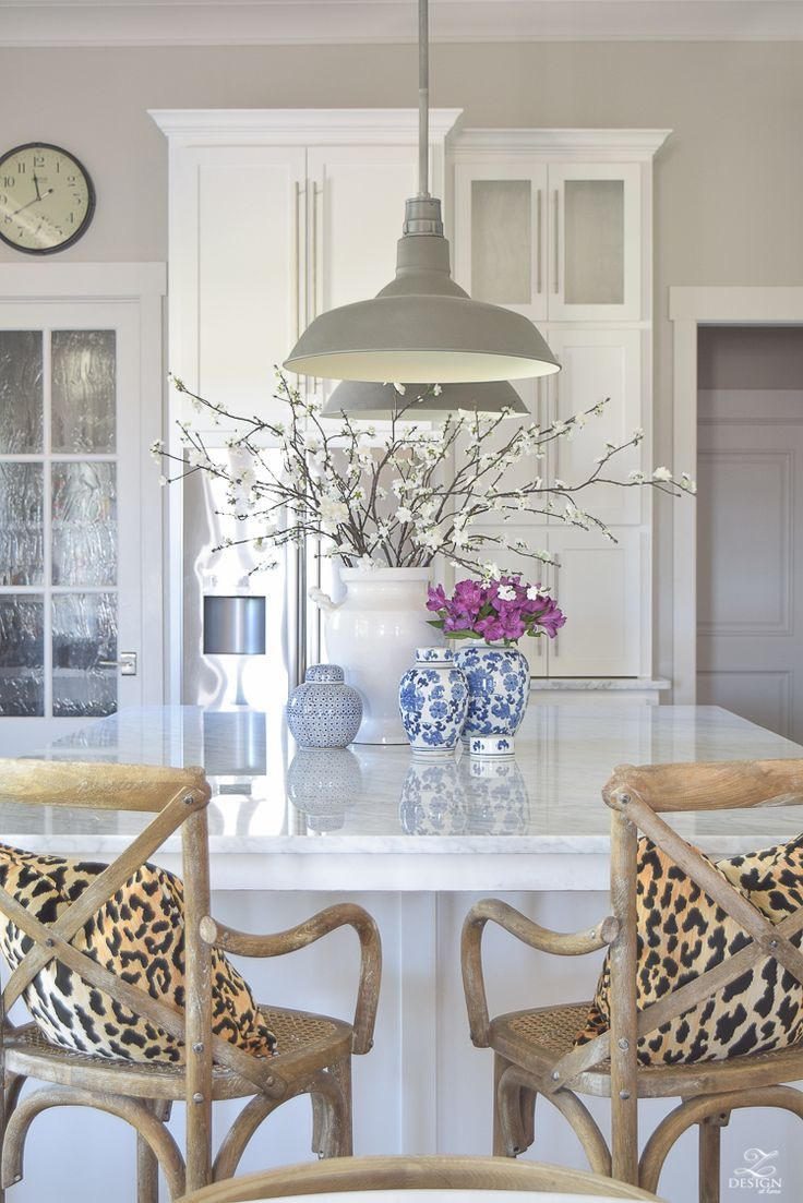 Chinoiserie Chic: Leopard & Chinoiserie