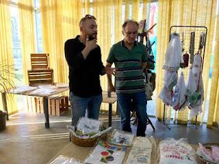 Prefeitura de Registro-SP cede espaço para abrigar Associação de Artesãos