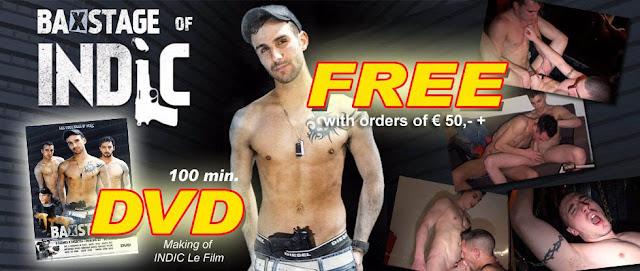 Gayrado Online Shop Free Gay Porn DVD Promo Deals
