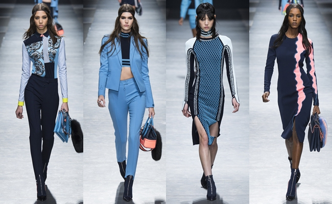 Best of MILAN fashion week Fall 2016.Nedelja mode u Milanu 2016.Milan FW fall 2016:Versace.