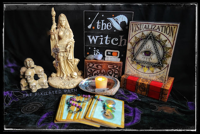 Samhain Oracle Card Reading using Enchanted Map Oracle