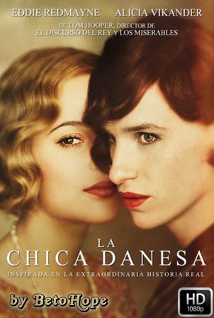 La Chica Danesa [2015] [Latino-Ingles] HD 1080P [Google Drive] GloboTV