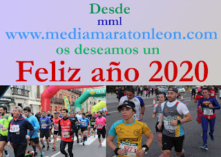 Feliz 2020 Mediamaratonleon.com