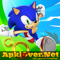 Sonic Dash MOD APK unlimited money & premium