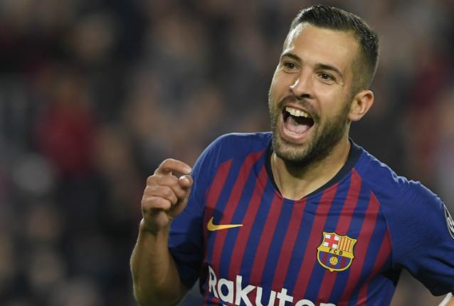 Jordi Alba Ingin Selamanya di Barcelona, Apakah Benar?