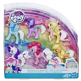 My Little Pony Rainbow Tail Surprise Rarity Brushable Pony