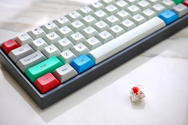 Difference Between Linear, Tactile, and Clicky Switches
