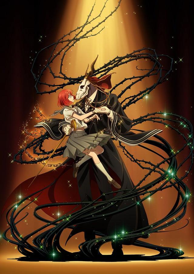 Anime Mahou Tsukai no Yome: Nuevo tráiler e imagen promocional