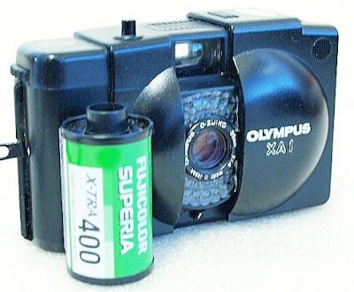 Olympus XA1, Fujicolor Superia X-TRA 400