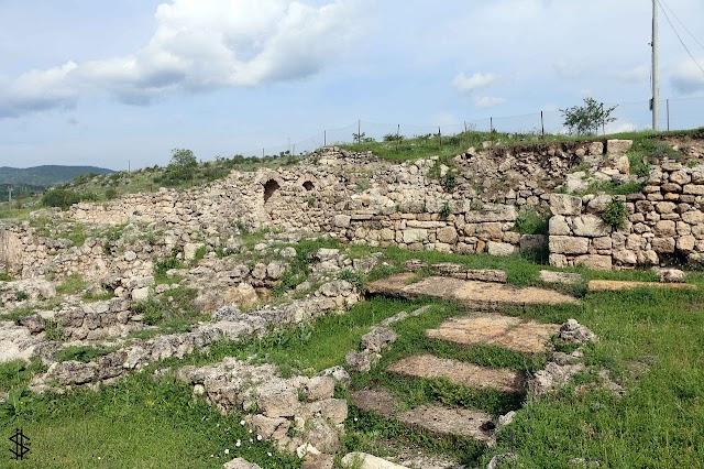 Hadrianapolis antik kenti nerede yer almaktadır?