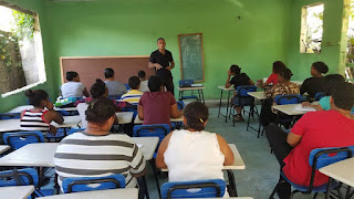 Regidor Wilson Díaz pone a disposición de la población centro de formación laboral en Madre Vieja