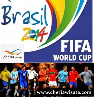 Tiket Nonton Langsung Piala Dunia 2014 Brazil