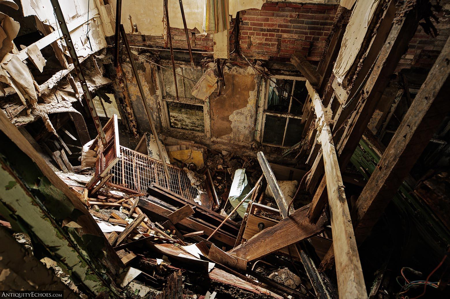 Brownsville General Hospital - Fallen Floors