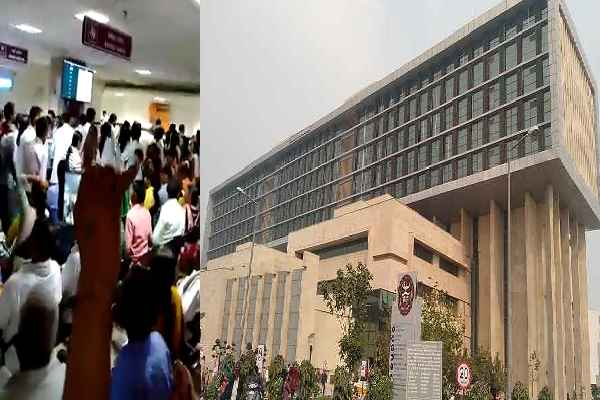 faridabad-nit-3-esi-hospital-doctors-strike-against-dr-paribaha-murder