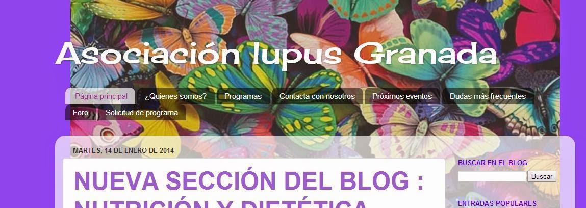 encabezado blog asociación lupus granada