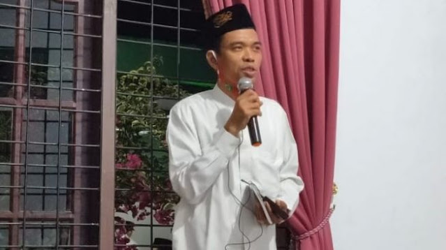 Ustaz Abdul Somad Tegaskan Sikap Imam Al Azhar, Macron Harus Meminta Maaf