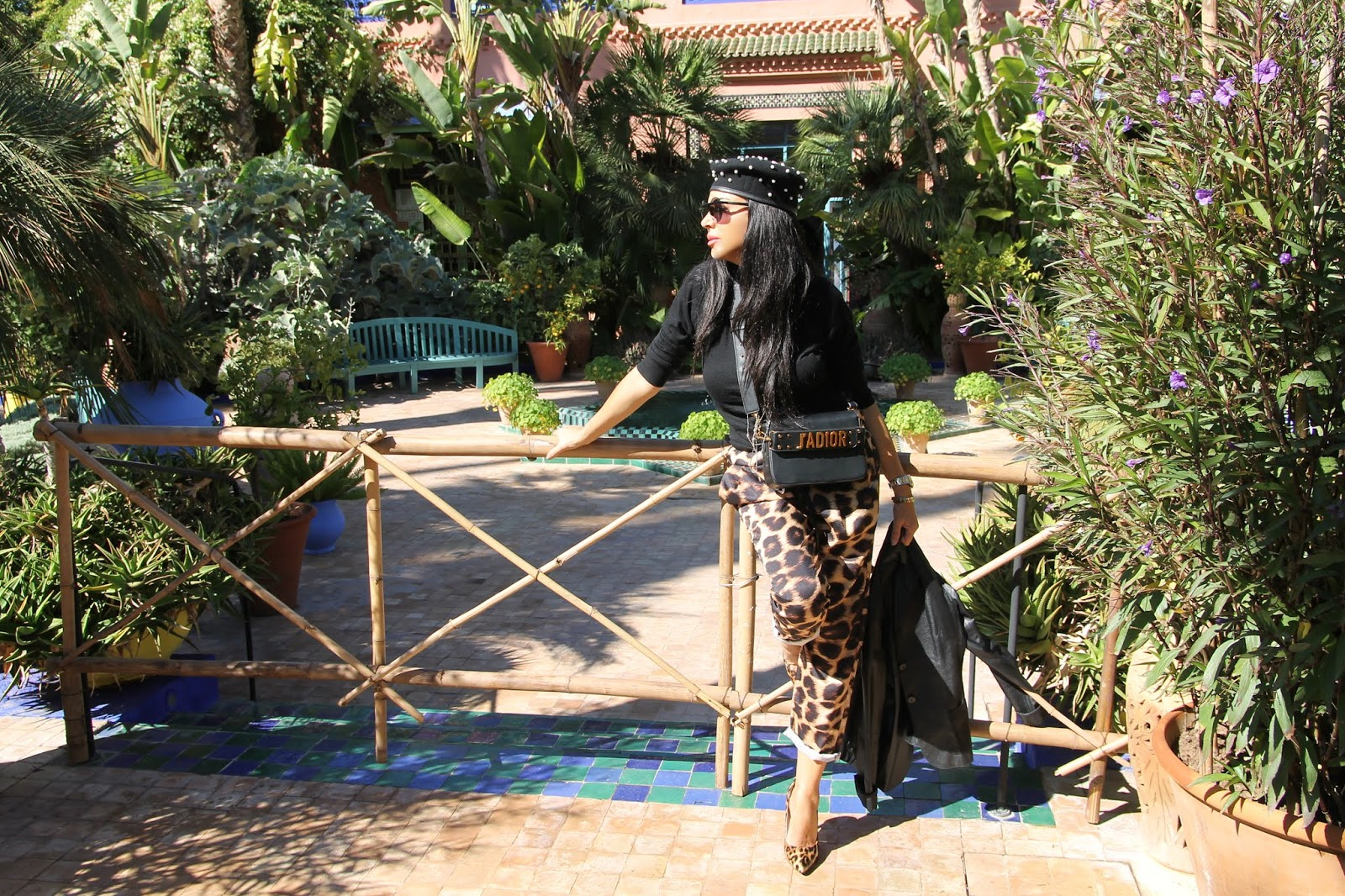 Location  Yves Saint Laurent s Villa and Museum - Marrakeck - Morocco 6ab8c22cae